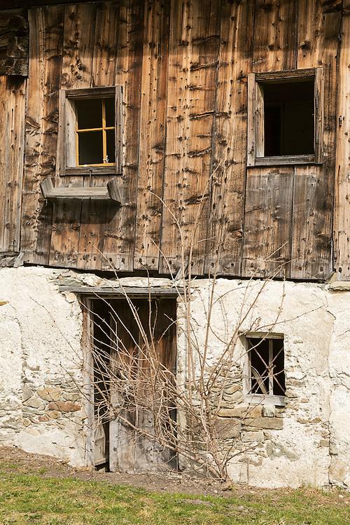 Ruined Farmhouse in Bad Gastein Austria