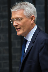 Downing Street, London, May 12th 2015. The all-conservatives Cabinet ministers gather for their first official meeting at Downing Street. PICTURED: <br /> Transport Minister  Andrew Jones.