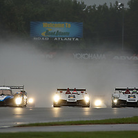 2009 Petit Le Mans Powered by Mazda