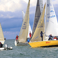 Cruisers 2 & 3 Regatta 2015 Greystones