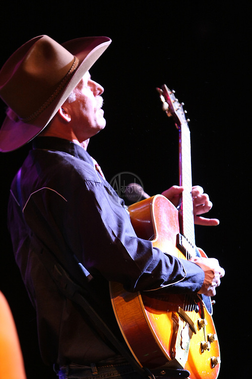 1st Annual Los Angeles Guitar Festival, July 2011.  Bruce Forman & Cow Bop.