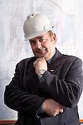 Czeslaw Wojcik - head of dolomite mine in Siewierz operated by TRIBAG