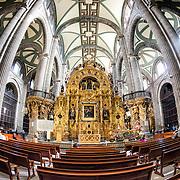 Metropolitan Cathedral   Mexico City, Mexico