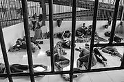 Patients at the Yayasan Galuh mental health foundation Bekasi, Indonesia - Photograph by David Dare Parker