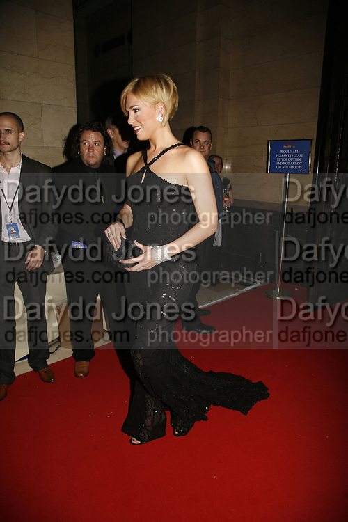 Hannah Waddingham, Opening of Spamalot at the Night Palace Theatre and afterwards at Freemasons Hall Gt. Queen St.  London. 17 October 2006. -DO NOT ARCHIVE-© Copyright Photograph by Dafydd Jones 66 Stockwell Park Rd. London SW9 0DA Tel 020 7733 0108 www.dafjones.com