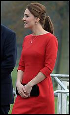 NOV 25 2014 Duchess of Cambridge-East Anglias Children Hospice Appeal Launc