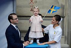 SEP 15 2013 King Carl Gustaf's 40th jubilee