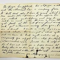 George Muir letters home