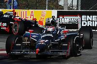 Ryan Hunter-Reay, Indy Car Series
