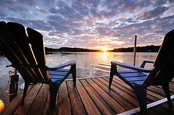 Vaughn Lake<br /> Glennie, Michigan