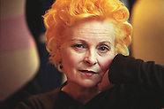 1999 UK, Vivienne Westwood- fashion designer