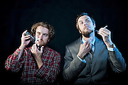 #4 Shave<br /> &lt;br&gt;<br /> Ryan Albritton &amp; Bredon Jones, Musicians<br /> &lt;P&gt;<br /> There's more than one way to remove a beard.