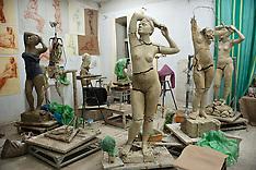 Ukraine: Academy of Fine Arts and Architecture in Kiev
