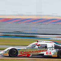 #0 Delta Wing Racing DeltaWing DWC 13: Andy Meyrick, Katherine Legge