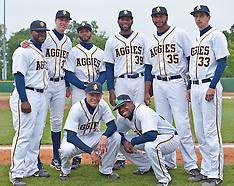 2013 A&T Baseball vs FAMU (Senior Day)