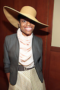 April 7, 2012 New York, NY:  Daneille Andrews attends the 62nd Annual Women of Distinction Spirit Awards Luncheon & Fashion Show sponsored by The Links, Inc- Greater New York Chapter held at Pier Sixty at Chelsea Piers on April 7, 2012 in New York City...Established in 1946, The Links,  incorporated, is one of the nation's oldest and largest volunteer service of women, linked in friendship, are committed to enriching, sustaining and ensuring the culture and economic survival of African-American and persons of African descent . The Links Incorporated is a not-for-profit organization, which consists of nearly 12, 000 professional women of color in 272 located in 42 states, the District of Columbia and the Bahamas. (Photo by Terrence Jennings)