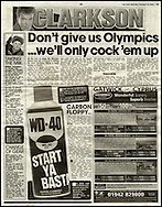 Can of WD40 / The Sun / February 2005