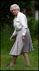 MAY 17 2014 The Queen at Windsor Horse Show