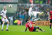 Swansea v Manchester United