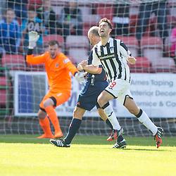 Dunfermline v Cowdenbeath, Scottish League Cup