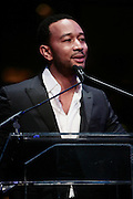 "15 November 2010- New York, NY- John Legend at The National Action Network's 1st Annual Triumph Awards honoring ""Our Best"" in the Arts, Entertainment, & Sports held at Jazz at Lincoln Center on November 15, 2010 in New York City. Photo Credit: Terrence Jennings"
