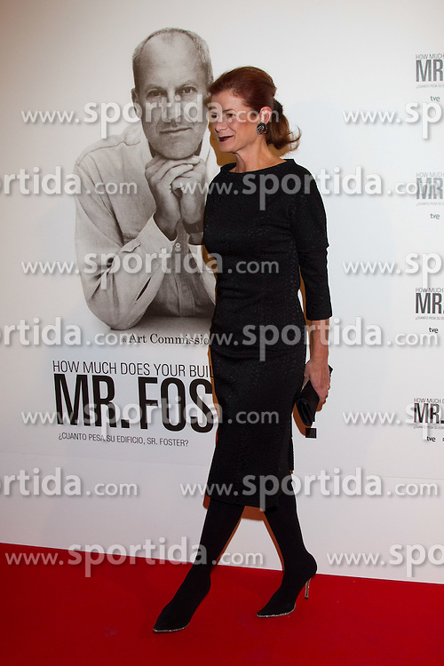 05.10.2010, Cines Verdi, Madrid, ESP, Filpremiere, How Much Does Your Building Weigh, Mr. Foster, im Bild Elena Ochoa  attends 'How Much Does Your Building Weigh, Mr. Foster?' premiere at the Verdi Cinema. EXPA Pictures © 2010, PhotoCredit: EXPA/ Alterphotos/ Cesar Cebolla +++++ ATTENTION - OUT OF SPAIN / ESP +++++