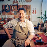 Carlos Arcieri, Violin Maker
