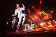 All American Rejects performing at the Pageant in St. Louis on April 9, 2012.