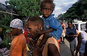 Market Day Honiara The Solomon Islands