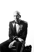 Dennis Geoghan<br /> Army (Active &amp; Reserve)<br /> Bosnia, OIF, OEF<br /> O-7<br /> 06/06/73-06/06/07<br /> Airborne, Infantry, Ranger, MP, JAG<br /> <br /> Veterans Portrait Project<br /> Hazlet, NJ<br /> Rarity High School