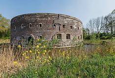 Fort Uitermeer, Natuurmonumenten, Uitermeer,  Weesp, Noord Holland
