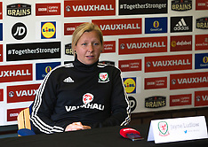 160606 Wales Women Training & Press Conf