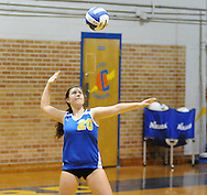 Oxford High vs. Clarksdale in high school volleyball in Oxford, Miss. on Thursday, September 22, 2011.
