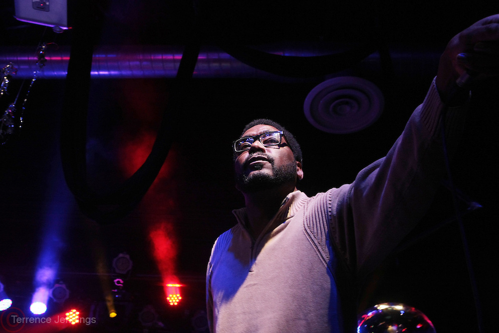 New York, NY- December 15 -  Big Daddy Kane performs at the Okayplayer's 5th Annual Holiday JAM w/ The ROOTS! held at Brooklyn Bowl on December 15, 2011 in Brooklyn, New York City. Photo Credit: Terrence Jennings