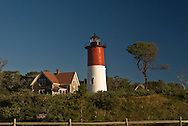 Massachusetts, Eastham, Cape Cod National Seashore, Nauset Light