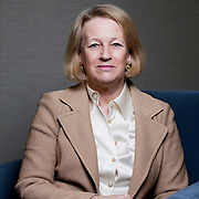 Mary L. Schapiro, chairman of the U.S. Securities and Exchange Commission, poses for a portrait at the SEC headquarters in Washington, DC on July 8, 2011.