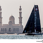 GC32 OMAN CUP, Muscat, Oman. Pedro Martinez / Sailing Energy/ GC32 Racing Tour. 06 November, 2019.<span>Pedro Martinez/SAILING ENERGY</span>