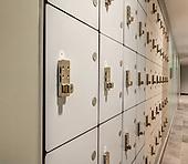 Tulane Reily Center Locker Room