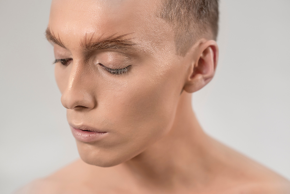 natural male makeup