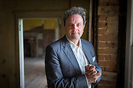 Michael Chance, Artistic Director of The Grange Festival pictured at Grange Park in Hampshire. The Grange Festival will have its inaugural season in June, 2017 after parting with its previous tenants, Grange Park Opera, who enjoyed 16 years at the award winning theatre. <br /> Picture date: Thursday October 20, 2016.<br /> Photograph by Christopher Ison &copy;<br /> 07544044177<br /> chris@christopherison.com<br /> www.christopherison.com