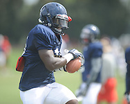 Ole Miss football practice in Oxford, Miss. on Sunday, August 4, 2013.