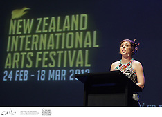 NZ Int'l Arts Festival 12 - Programme Launch