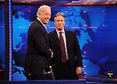 11/17/2009 - The Daily Show with Jon Stewart - Vice President Joe Biden