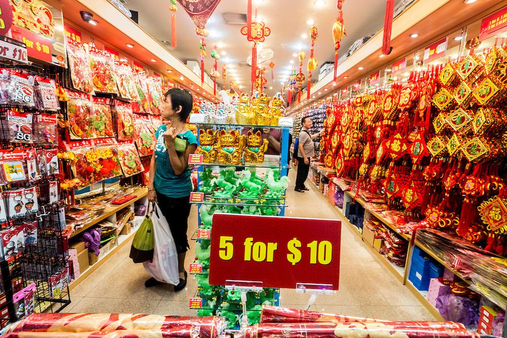 Souvenir Shop @ People's Park, Chinatown