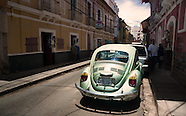 South America - streets