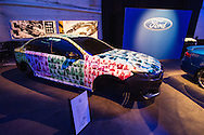 Outside the Oval - Ford Australia - Exhibition - 1000 Pound Bend Gallery - October 2014
