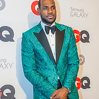 James Lebron & GQ NBA Party