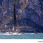 GC32 RIVA CUP, Lago di Garda, Italy. Jesus Renedo/Sailing Energy/GC32 Racing Tour. 11 September, 2019.<span>Jesus Renedo/GC32 Racing Tour</span>