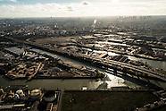 05 Genevilliers port aerial view