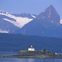 Inside Passage.near Juneau.Alaska.USA